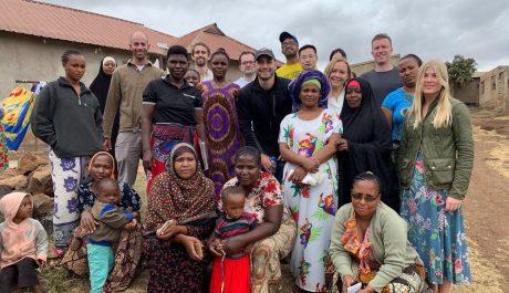 Arusha visit